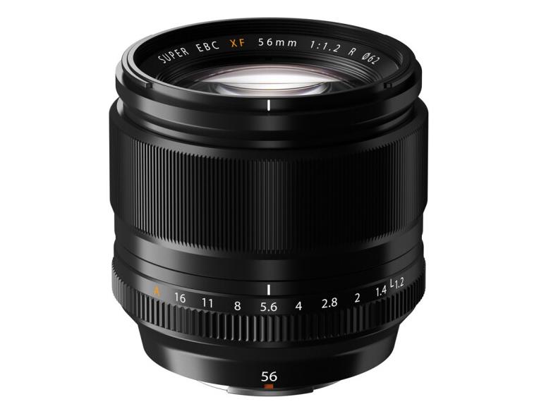 富士(FUJIFILM)XF56mm F1.2 R 中焦定焦镜头 超大光圈人像镜头 虚化锐度超强