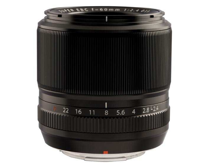 富士(FUJIFILM)XF60mm F2.4 R Macro 中焦定焦微距镜头 26.7cm工作距离 使用超方便