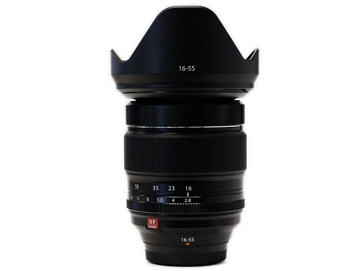 富士(FUJIFILM)XF16-55mm F2.8 R LM WR 广角变焦镜头 F2.8恒定光圈
