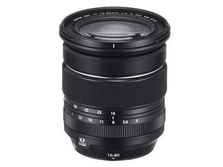 富士(FUJIFILM)XF16-80mm F4 R OIS WR 富士龙镜头 6档OIS 光学防抖 小巧紧凑