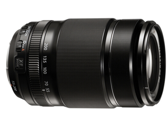 富士(FUJIFILM)XF55-200mm F3.5-4.8 R LM OIS 长焦变焦镜头 旅行第二镜头