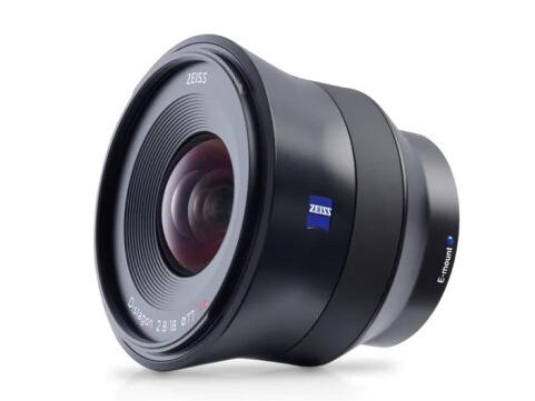 ZEISS/蔡司 Batis 索尼全画幅E口微单镜头 batis镜头 蔡司镜头 2.8/18mm 索尼E卡口