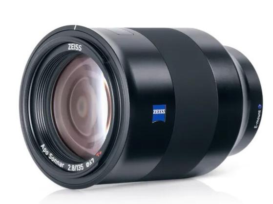 ZEISS/蔡司 Batis 索尼全画幅E口微单镜头 batis镜头 蔡司镜头 2.8/135mm 索尼E卡口