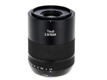 Zeiss/蔡司Touit 富士X卡口微单适用 广角定焦镜头 2.8/50mm 富士X卡口