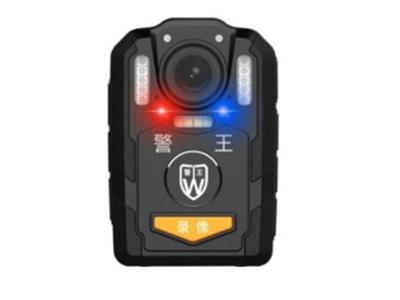 警王 CPW N8 执行记录仪超长待机王红蓝爆闪警示灯
