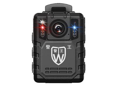 警王B2执法记录仪1080P高清红外夜视防摔防水红蓝爆闪视音频记录仪