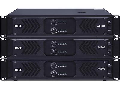 百科,BKU,AC-800,立体声输出功率(8Ω) 800W×2  立体声输出功率(4Ω) 900W×2 Power 20Hz-20KHz +0.1/-1db Input Sensitivity 0.775V(0db) THD
